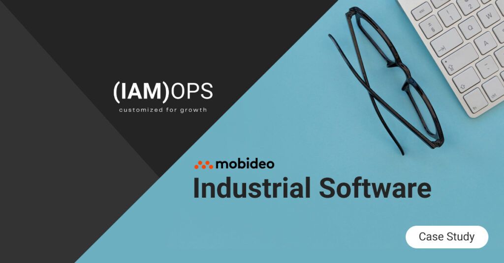 Mobideo Leverage AWS Cloud to Optimize Complex Work Processes